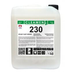 5l CLEAMEN 230 STROJNÍ MYTÍ...
