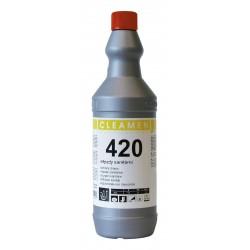 1l CLEAMEN 420 ODPADY...