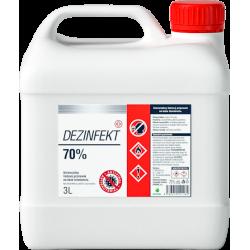 Dezinfekt 70% 3L