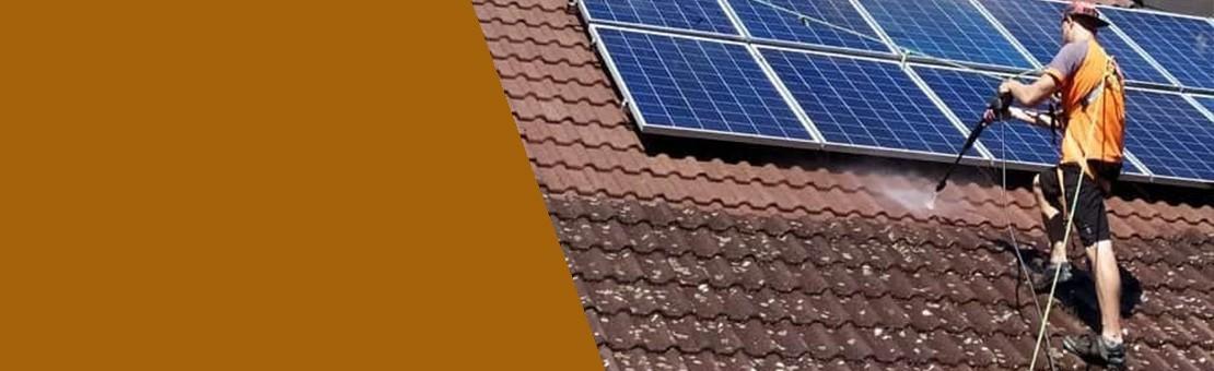 čištení střech